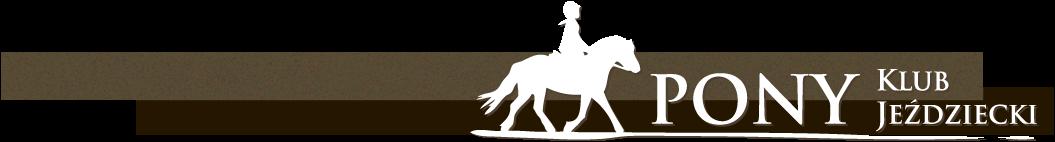 Logo Pony Klub Jeździecki